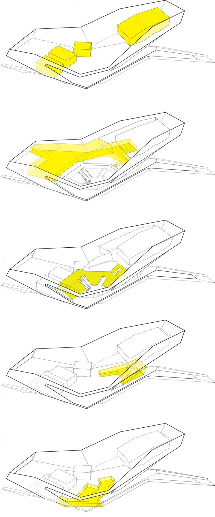 Best 25 architecture diagrams ideas on pinterest for Architectural concepts circulation