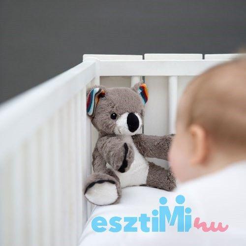 Coco a koala- anyaméh hangot adó  ZAZU plüss hangérzékelővel /kivehető audió készülékkel/
