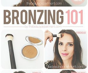 No matter what time of the year it is, bronzer is always one of my makeup staples. Some girls can pull off that creamy pale skin look perfectly - I don't feel like I am one of those girls. I feel t...