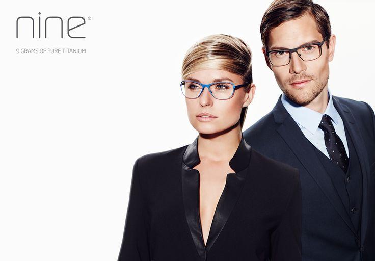 nine eyewear - lightweight luxury