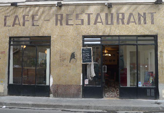 PARIS - Restaurant Au Passage (cheap great food)