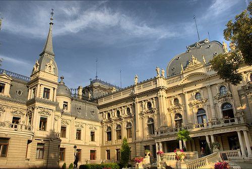 Pałac Poznańskiego, Łódź