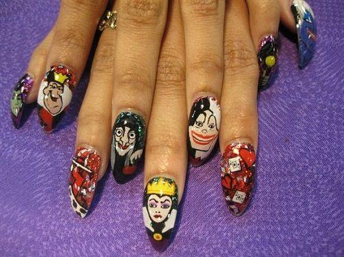 disney nail art | Please read the full article here Disney Nail art