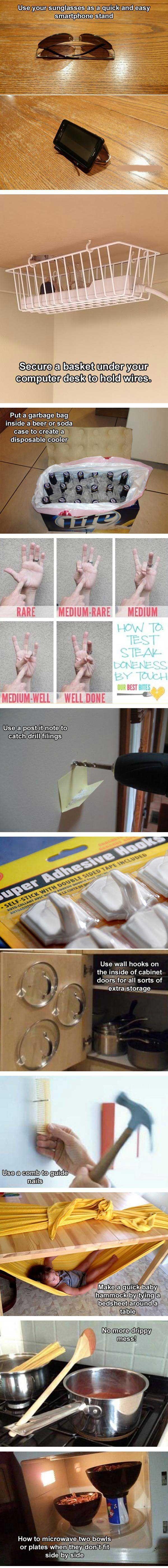 10 Useful Lifehacks!
