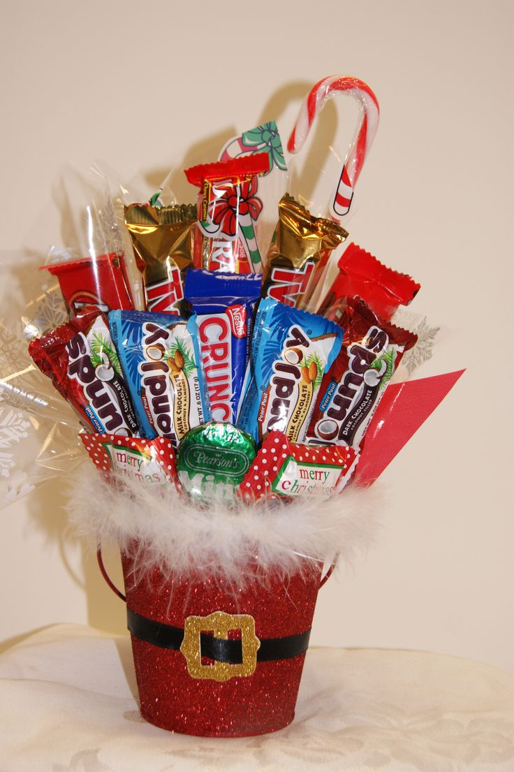 How To Make Chocolate Flower Basket : Ideas about candy bouquet on chocolate