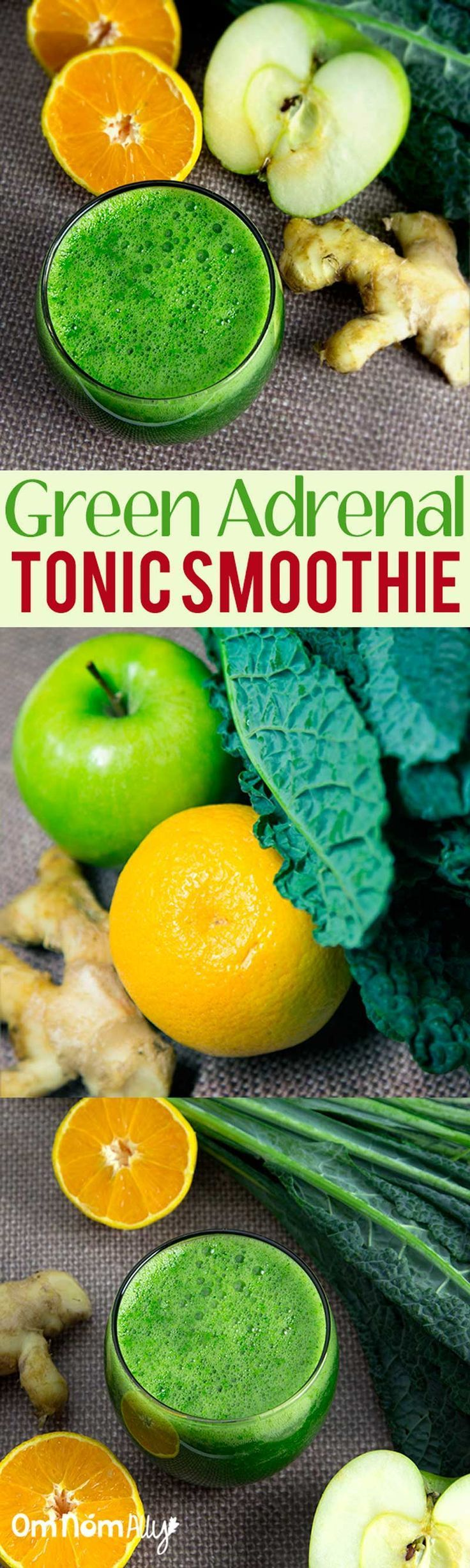 Eating for Hormonal Balance + Green Adrenal Tonic Smoothie
