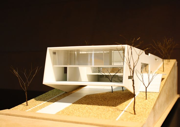 maquete   model – Arquitetos Associados