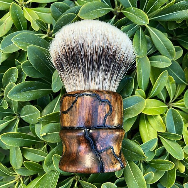 Handmade Shaving Brushes Lutinbrushworks Instagram Photos And Videos Shaving Brushes Brush Shaving Brush