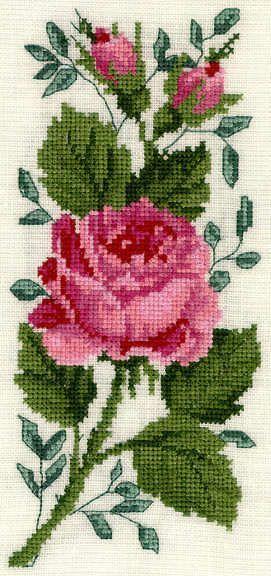 Sudberry House - Machine Cross Stitch Embroidery