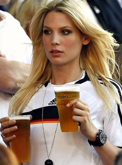 Sarah Brandner est la compagne de l allemand Bastian Schweinsteiger le joueur du Bayern Munich