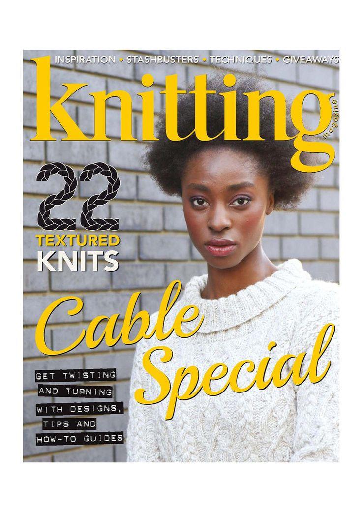 Knitting №165 2017 - 轻描淡写 - 轻描淡写