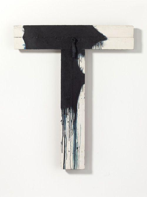 nearlya • Arnulf Rainer.  Votivkreuz, 1982-1983