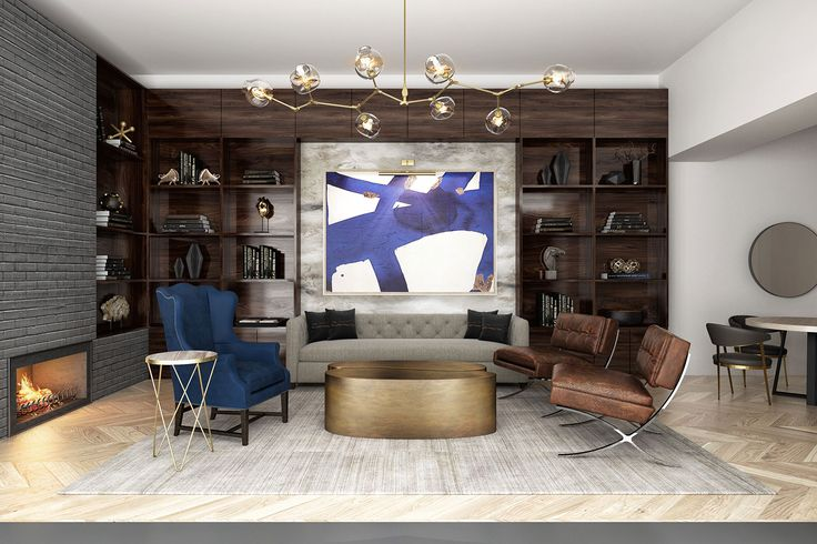 Our Favorite Rooms from the Kathy Kuo Home #DesignBar | Rue
