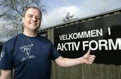 Per Gjeding.  fænomenal behandler - behandler i Odense - er rejsen vørd...