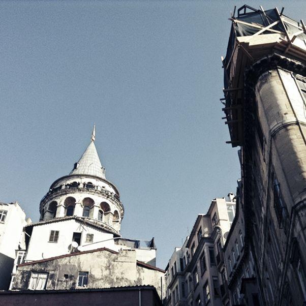 Galata Tower #istanbul