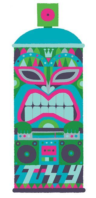 Adrian Johnson stussy: Johnson Studios, Design Inspiration, Art Work, Illustrations Art, Art Illustrations, Spraycan Illustrations, Illustrations Design Images, Adrian Johnson, Illustrations Graph
