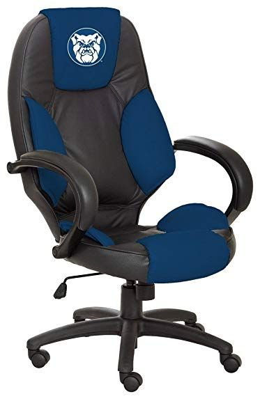 NCAA College Butler Bulldogs Leather Executive Office Chair Review