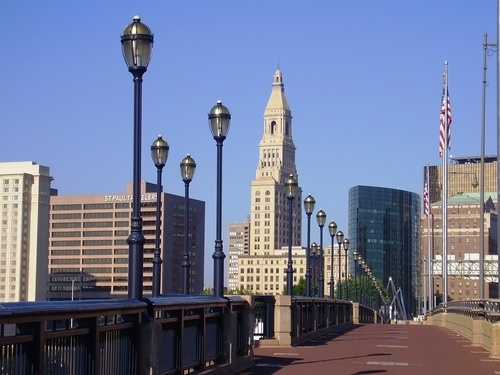 Hartford-West Hartford-East Hartford, Conn.  We return to the Nutmeg State, only this time to the eastern and western parts of Hartford. There, 45 percent of openings require at least a bachelor's degree.