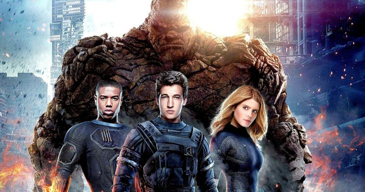 BOX OFFICE PREDICTIONS: Can 'Fantastic Four' Win the Weekend? -- 20th Century Fox's 'Fantastic Four' squares off with last week's winner, 'Mission: Impossible Rogue Nation' at the weekend box office. -- http://movieweb.com/box-office-predictions-fantastic-four-movie-2015/