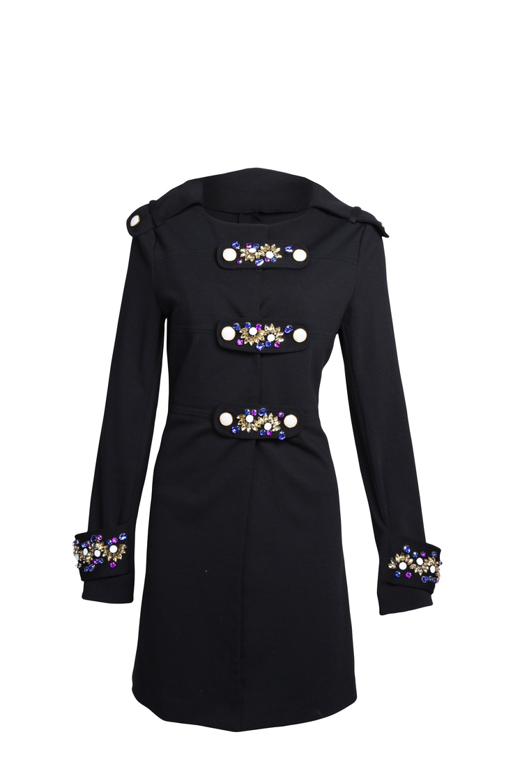 Duffle coat cant get any better .  Look pretty in this winter ''awesomeness''!  <3