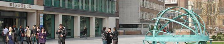University of London: Birkbeck   A Future Externship Opportunity!