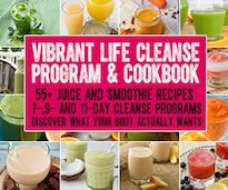 Getting Back Into Smoothies - Vibrant Life Cleanse Program and Cookbook | Health Is HappinessHealth Is Happiness