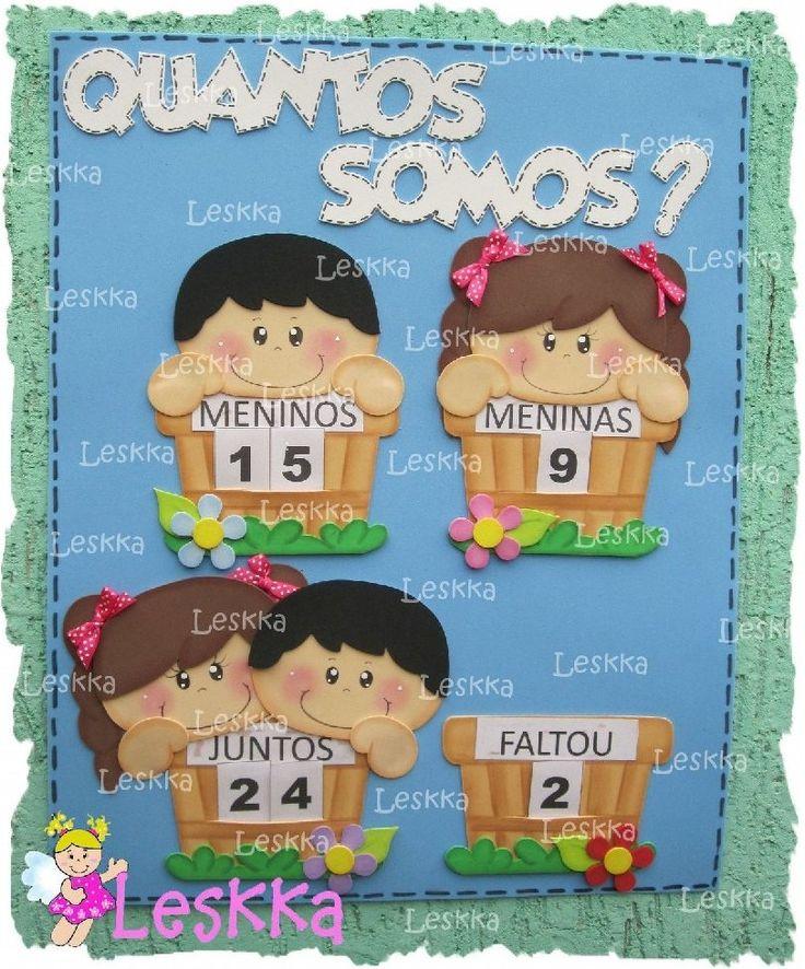 Carteles para ambientar aulas de educación inicial