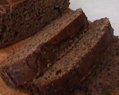 Gluten-Free Pumpernickel Bread - Everyone loved this bread...very very moist and not hard, and doesn't fall apart like most GF breads. It is one I will be making for all my GF buddies for Christmas!!!  Love it!