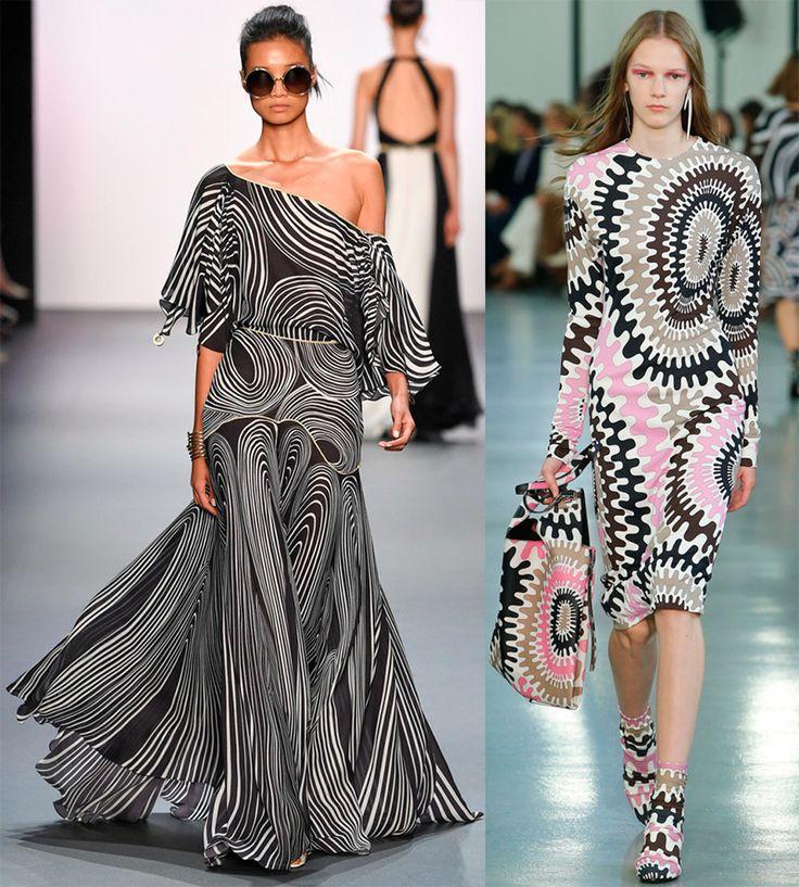 Модные платья весна-лето 2017 для девушек и женщин