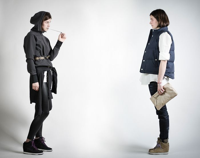 sale retailer 40ab1 e6b6b ... Wedge Sneakers Photograph Nike Dunk Sky High - outfit on right awesome  ) ...