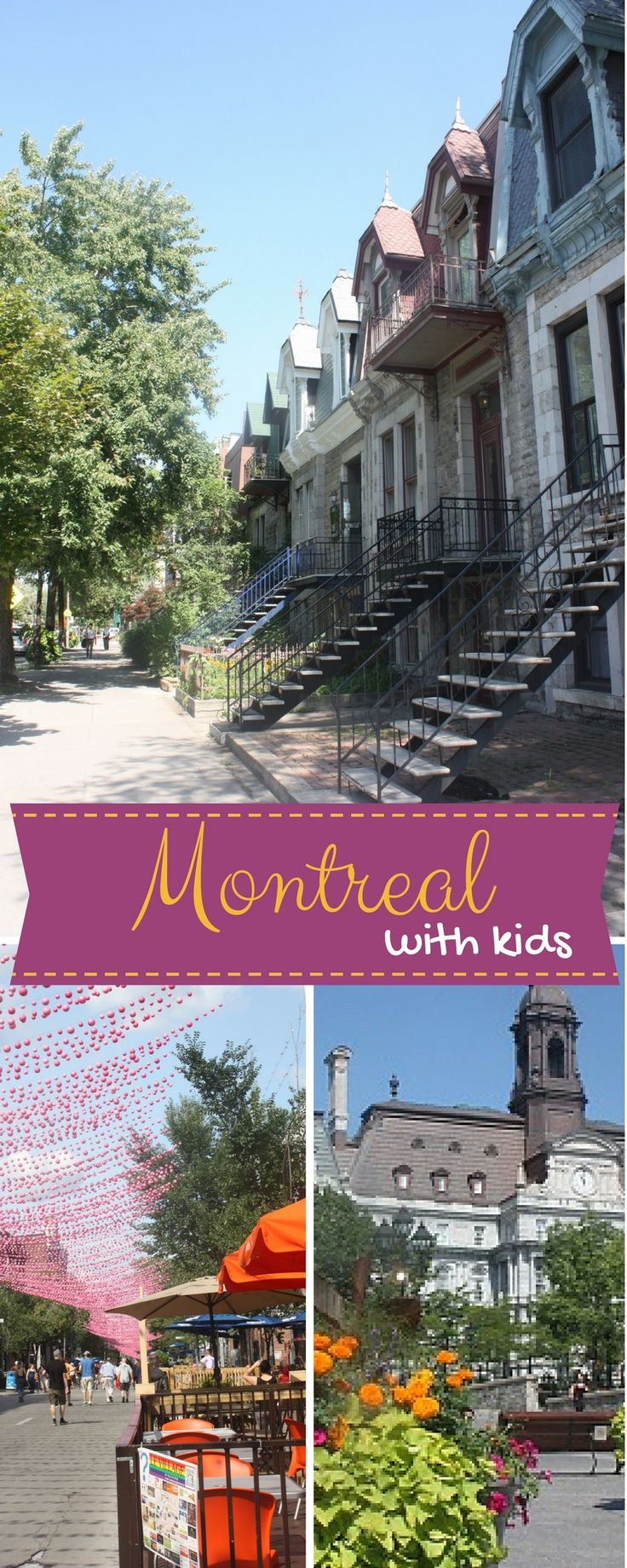 Thinking about a Montreal city break with kids? Find out top family friendly attractions, parks and museums in Montreal your and your kids will love. 10 reasons why you should visit Montreal with kids