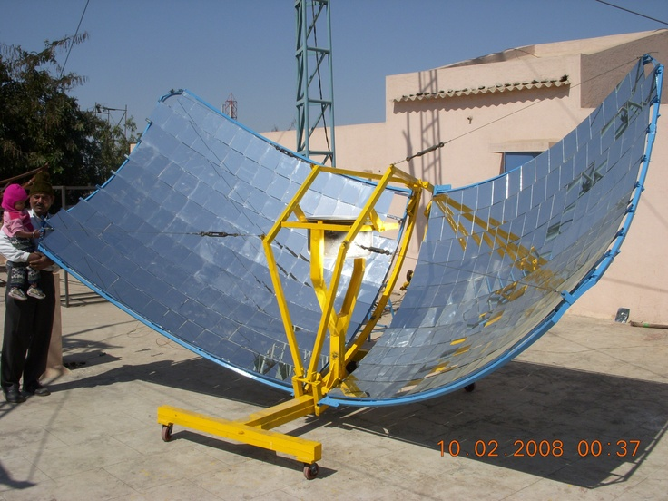 Butterfly Community Solar Cooker Solar Cookers