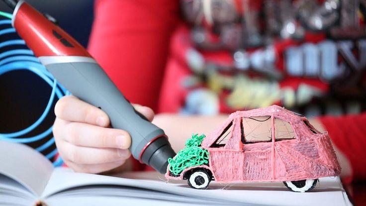 #VR #VRGames #Drone #Gaming Scribbler 3D Pen DUO: The World's First Dual-Nozzle 3D Printing Pen #3D, 3D Drawing Pen, 3D Kugelschreiber, 3d lapiz, 3D pen, 3d pen stencils, 3d penna, 3d pluma, 3d printer, 3d printing, 3d printing pen, 3D stift, 3d στυλό, 3d ручка, 3d 차원 펜, 3д ручка, abs, art, artwork, boli 3d, cool, Craft, Crafts, Creations, diy, draw, drawing, Drone Videos, educational toy, Figure, figurine, filament, Fun, handmade, how-to, interesting