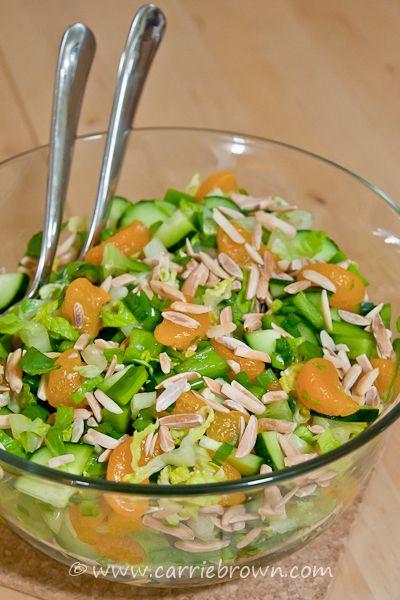 ... salads keto food salads mandarin almond mandarin orange salad paleo