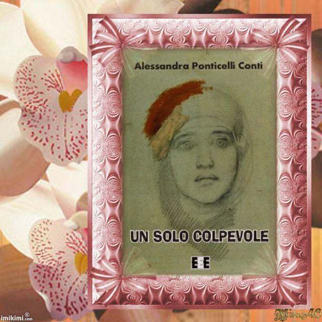 Un solo colpevole di Alessandra Ponticelli