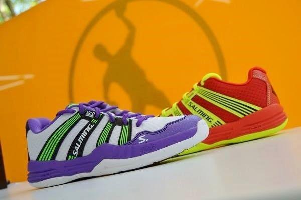 ¡Más caras nuevas en nuestra tienda! Ya están aquí las nuevas zapatillas Salming Race R2 2.0 (chico) y R5 2.0 (chica). Estabilidad, diseño y ligereza, sus mejores cualidades. ¡Bienvenidas! #zapatillas #balonmano #Salming #novedad