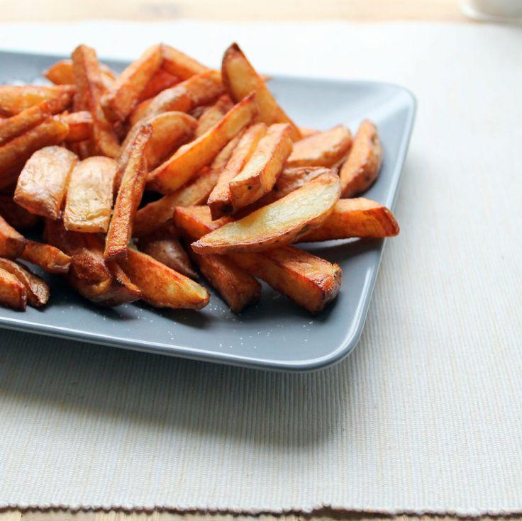 Tasty home made truffle chips via @ciaoveggie
