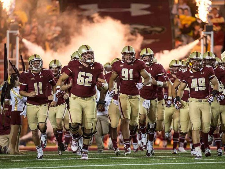 2016 Boston College Football Schedule