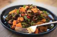 Tenina's Thai Wild Rice Salad With Mango