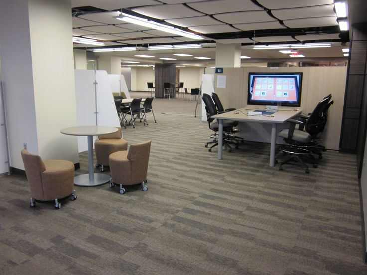 Atkins Library Study Rooms
