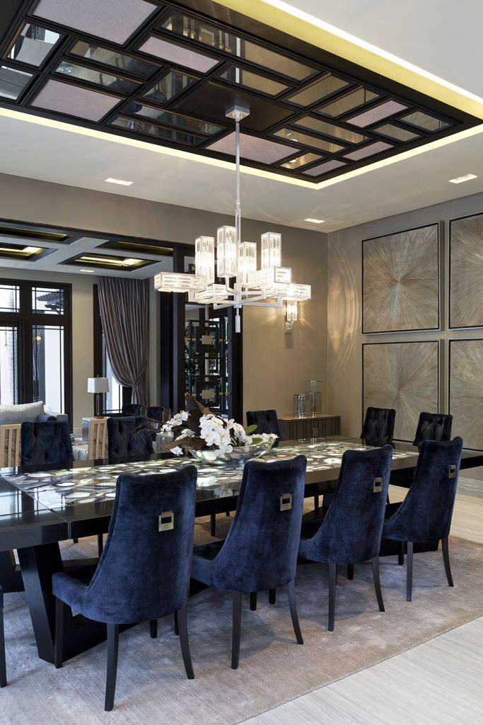 Residential Adriana Hoyos Furnishings In 2019 Dining