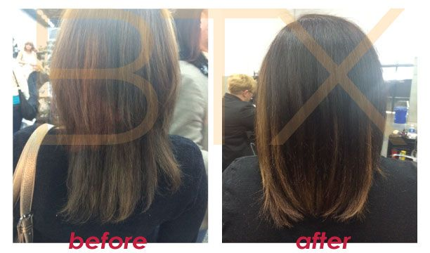 Seeing is Believing..... Amazing BTX results