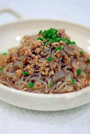 簡単しらたきダイエット★ヘルシーレシピ|MERY [メリー] 麻婆しらたき