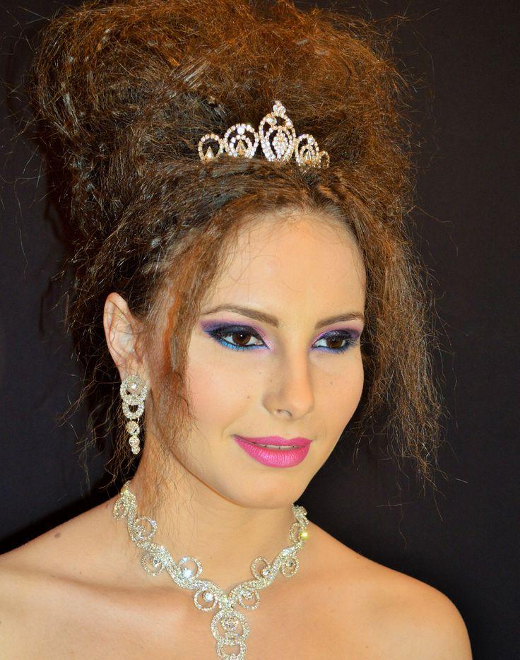 Weding-Hairstyle Hair&Make-Up Delia Urdes www.deliaurdes.ro