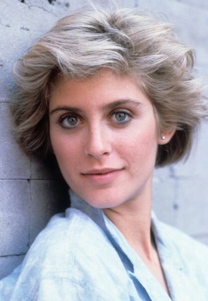 """Helen Slater is a stunner, a Diana look-a-like. She was amazing in the movie """"The Secret to my Success"""" as the leading lady of Michael J. Fox."""