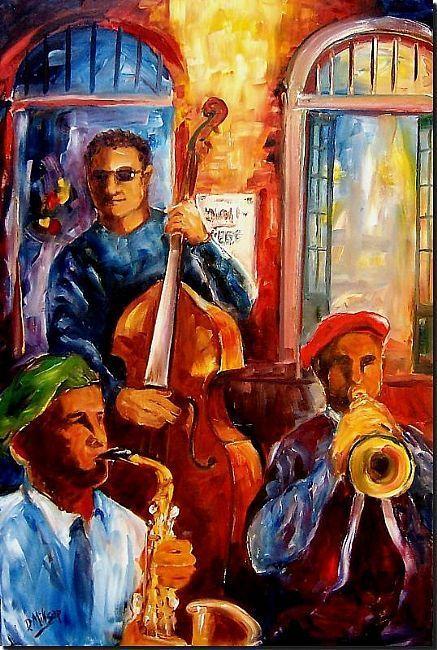 Bourbon Street Jazz Club - Artist Diane Millsap