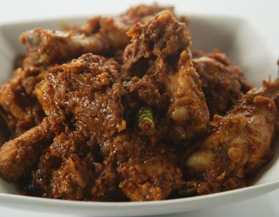 Murgh Patiala - Chicken curry from Patiala City