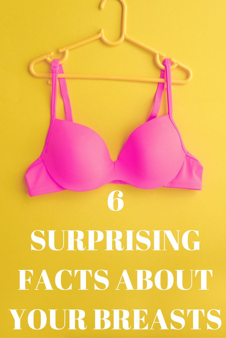 Your ta-tas are pretty remarkable—you may not know everything they can do.