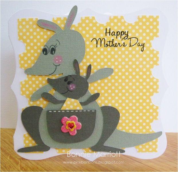 Cricut Birthday Bash - kangaroo