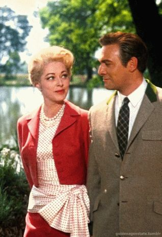 Eleanor Parker & Christopher Plummer ~ The Sound of Music, 1965